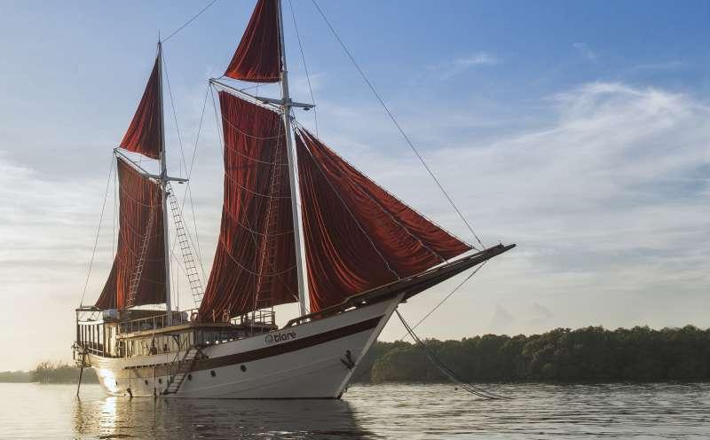 Imbarcazione TIARE