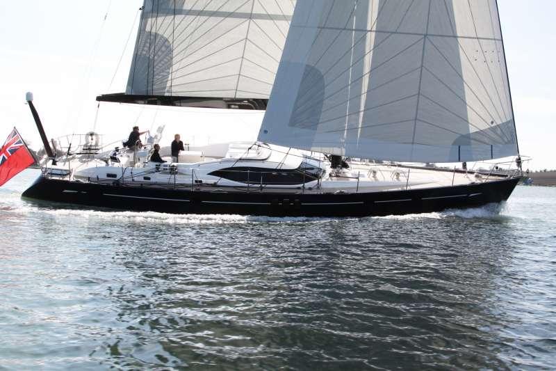 Yacht BLACK LION