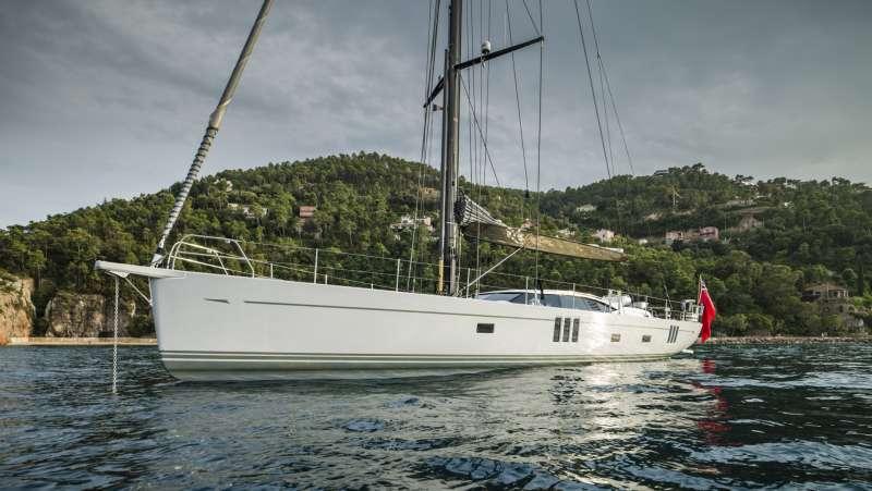 Yacht GRAYCIOUS