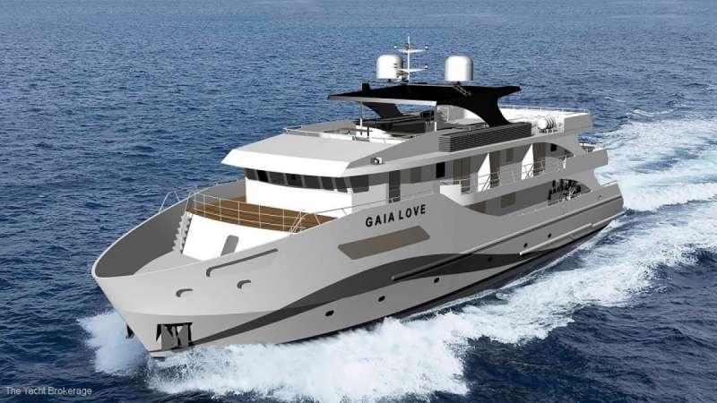 Yacht GAIA LOVE