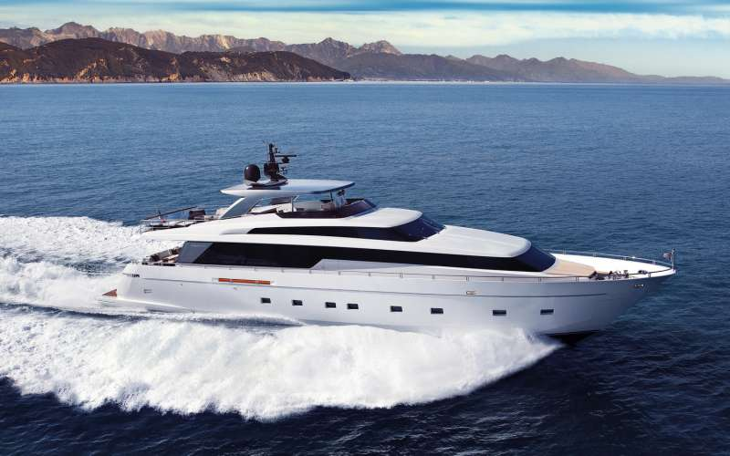 Yacht INDIGO