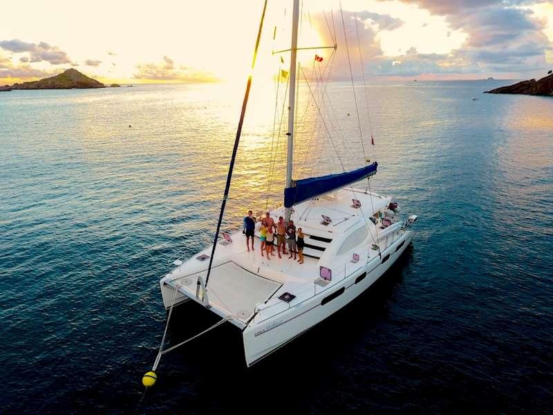 Yacht ARAVILLA