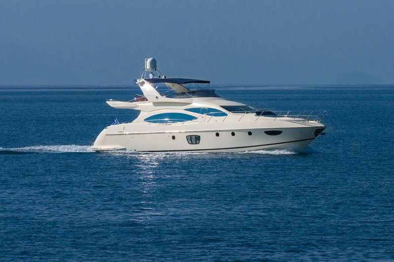 Yacht Almaz