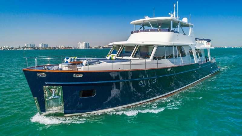 Yacht MONI