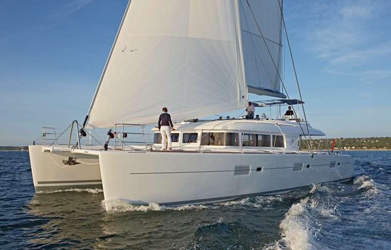 Yacht GB Odyssey