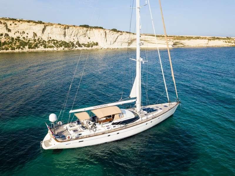 Yacht PANDEMONIUM