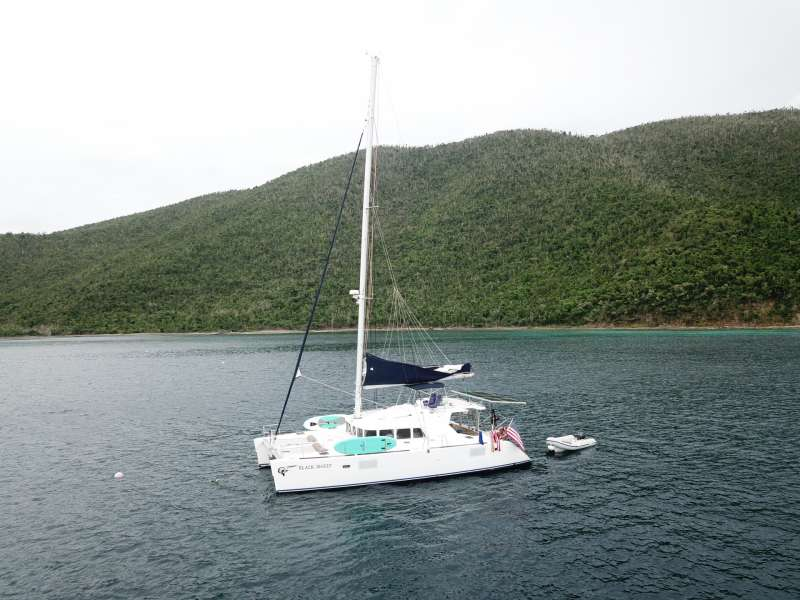 Charter with BLACK SHEEP on compassyachtcharters.com