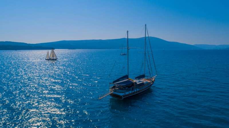 Imbarcazione Adatepe 4