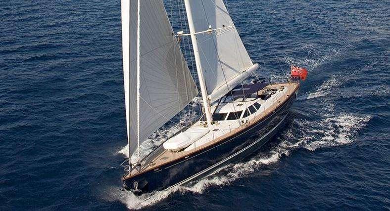 Sailing Yacht MARGARET ANN