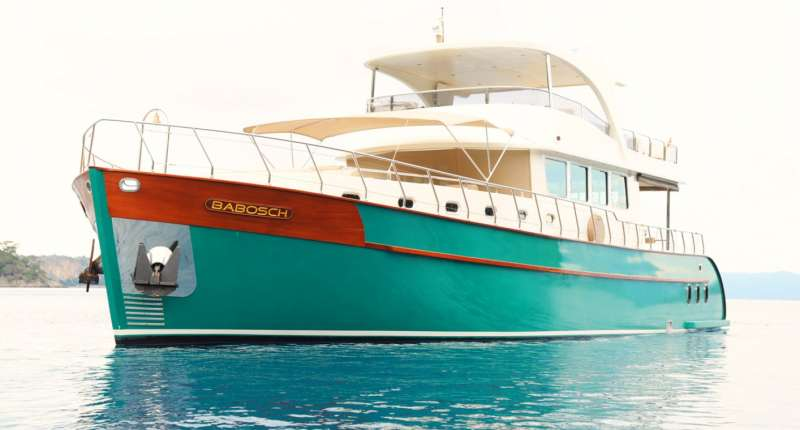 Yacht babosch