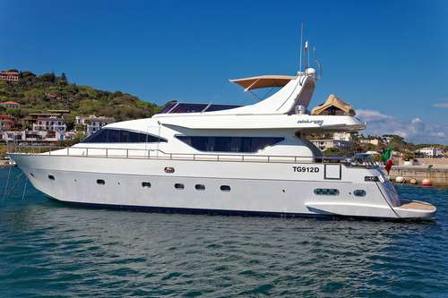 Sailing Yacht AQVA