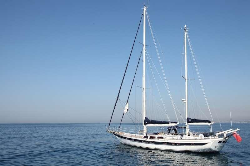 Sailing Yacht MORGANE