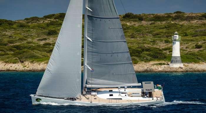 Sailing Yacht IKIGAI