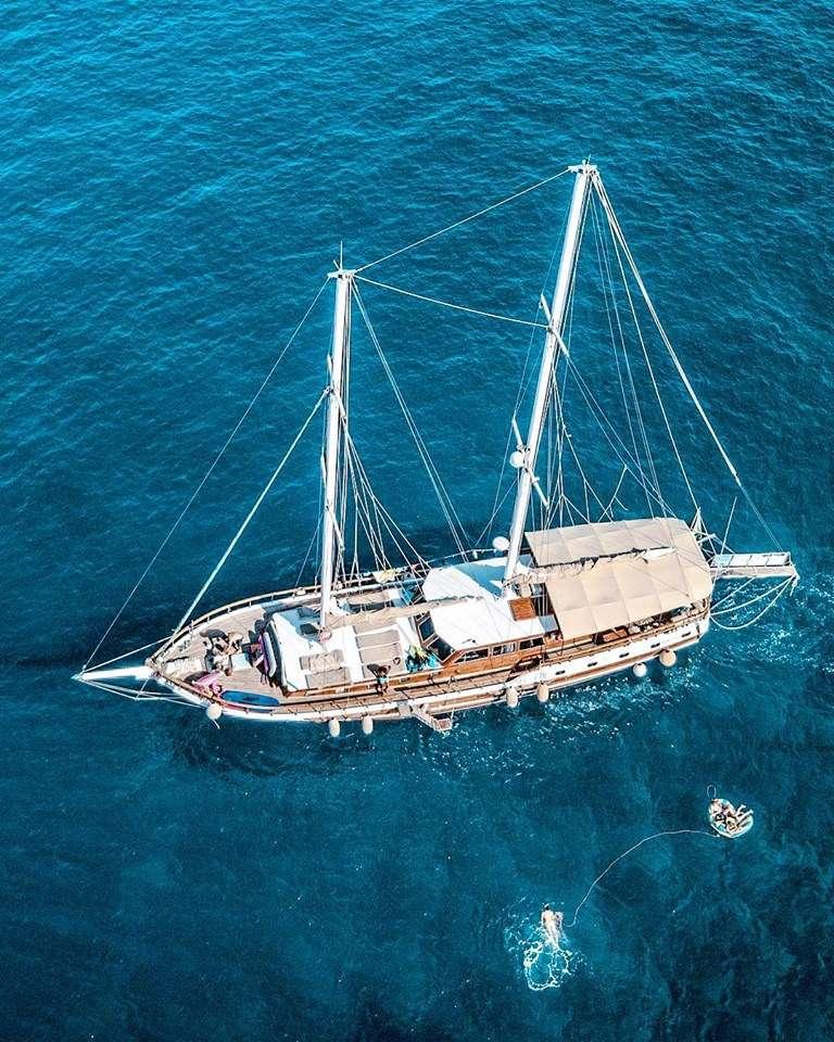 Sailing Yacht Lady Christa