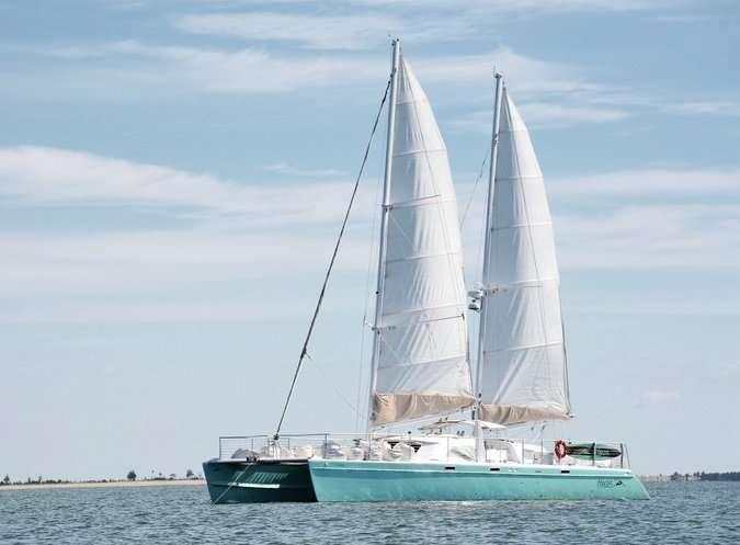 Catamaran HERON