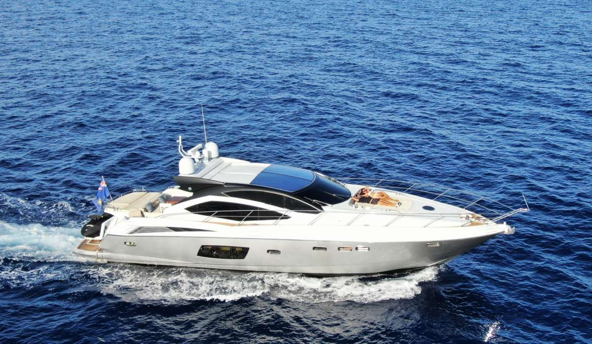 Power Yacht ALMA