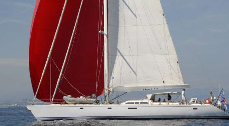 Sailing Yacht DJANGO TOO