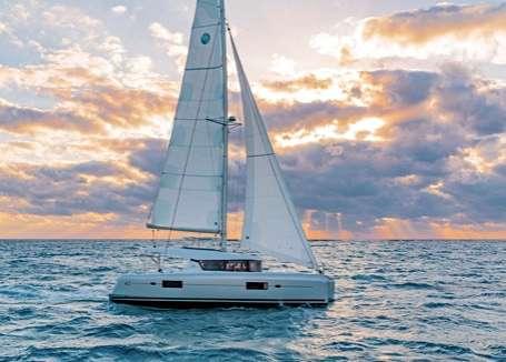 Catamaran Lagoon 42 Nadir