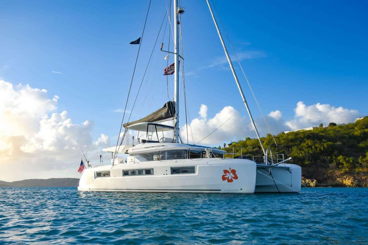 Catamaran Delana Mae