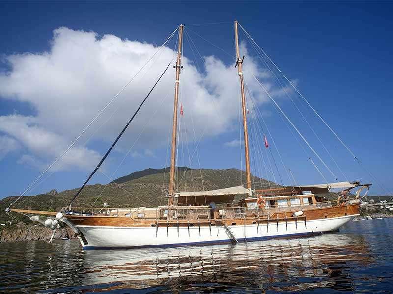 Sailing Yacht MY BUBU