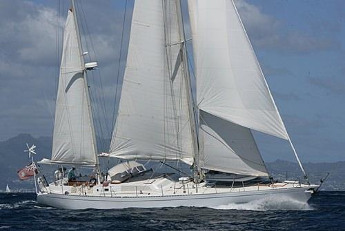 Yacht SHAITAN OF TORTOLA