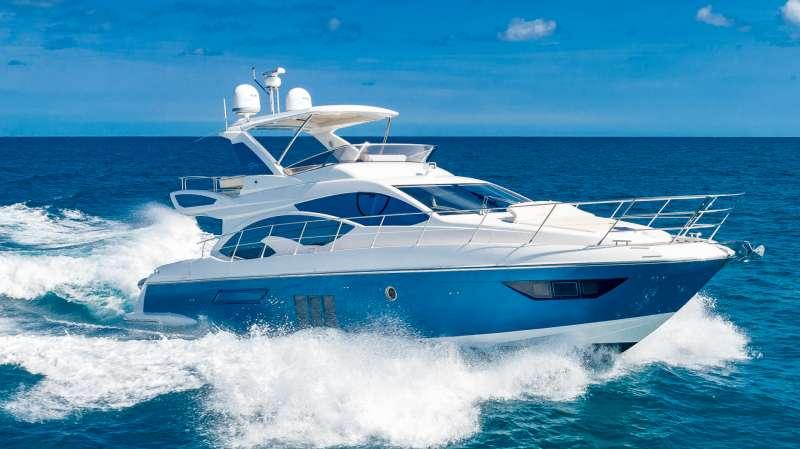 Power Yacht ROLLIN DEEP