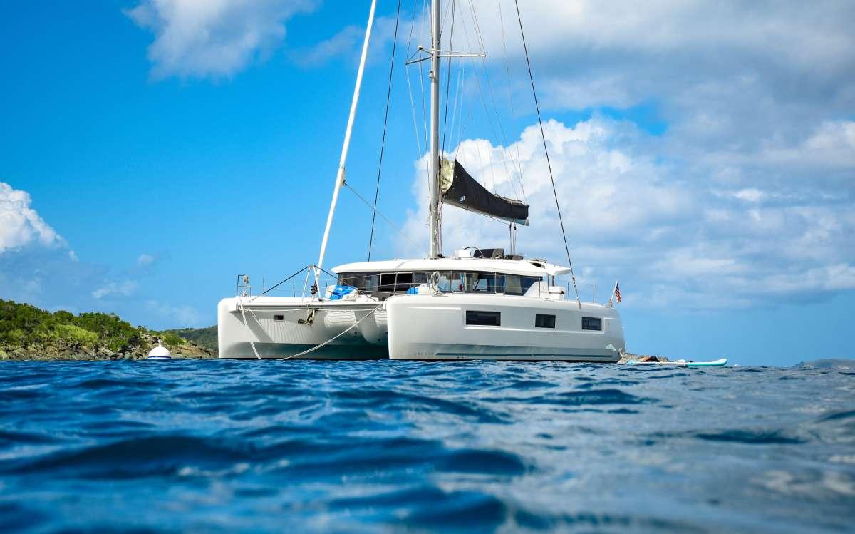 Catamaran CELAVIE
