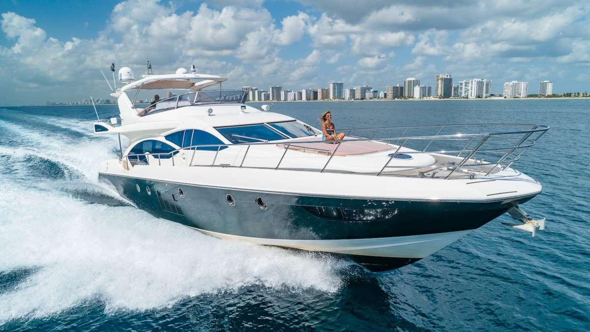 Power Yacht WICKED
