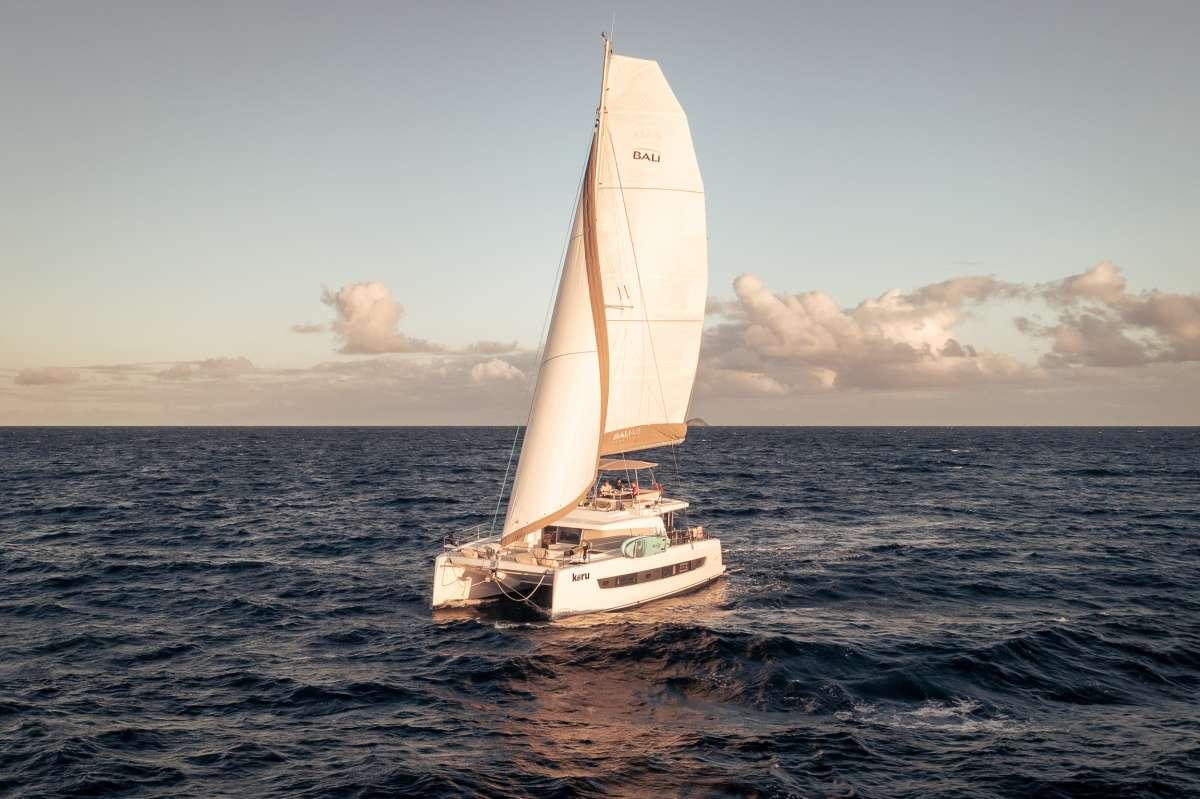 Catamaran KORU