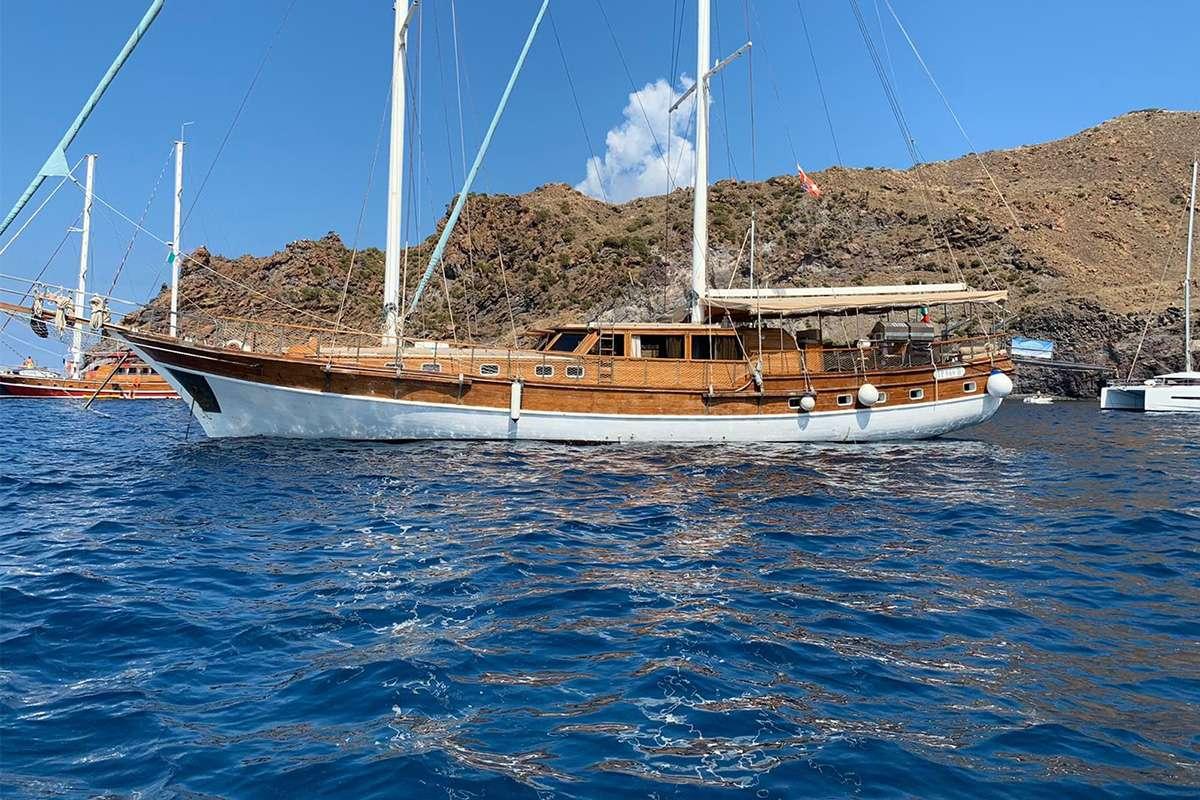 Sailing Yacht HANDE CAPO GALERA