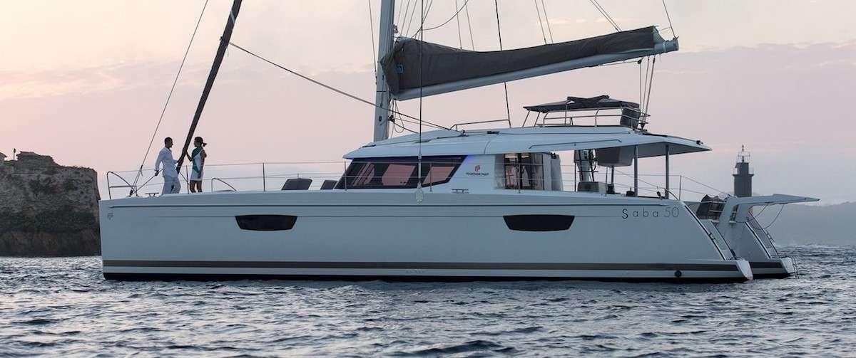 Catamaran LIBRA 50