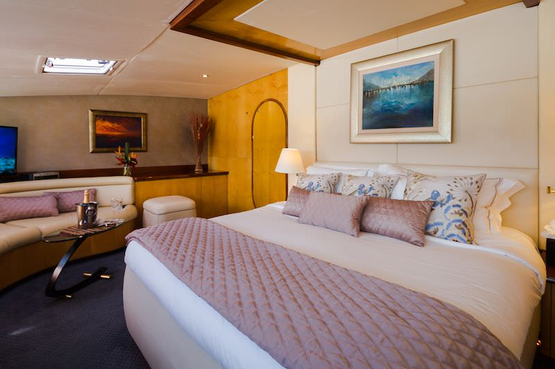Master Cabin - King Bed
