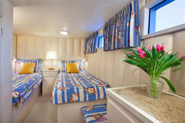 Guest Twin Stateroom