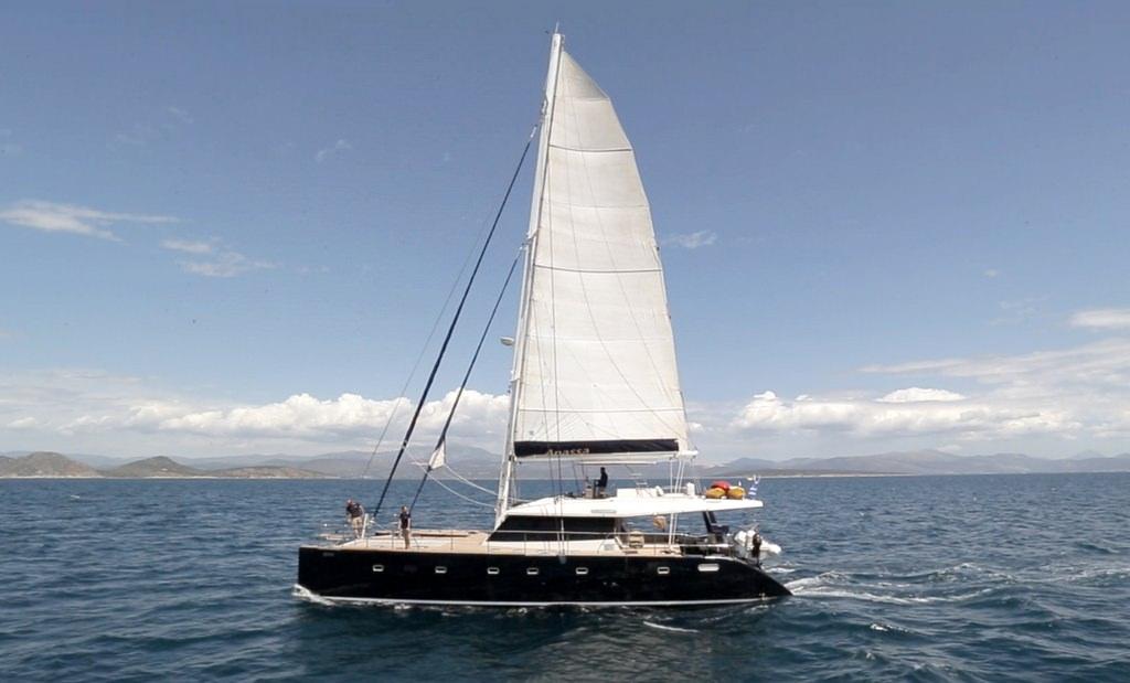 Charter with ANASSA on compassyachtcharters.com