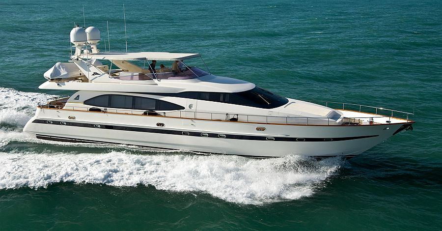 Charter with ANYWAY on compassyachtcharters.com