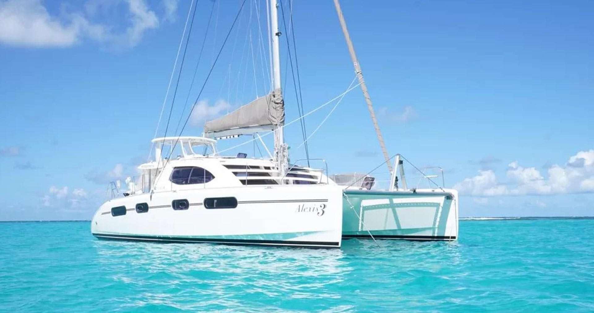 Catamaran ALEXIS 3