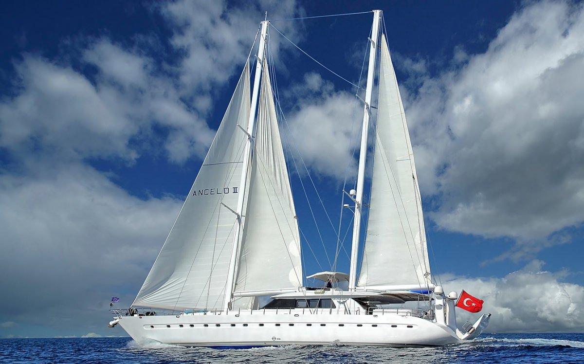 Charter with ANGELO II on compassyachtcharters.com