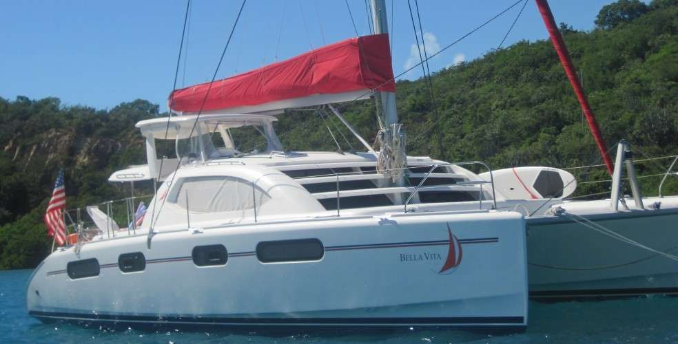 Charter with BELLA VITA on compassyachtcharters.com