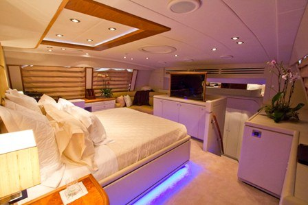 Master Stateroom - on deck