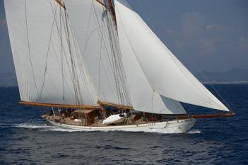 GERMANIA NOVA Sailing