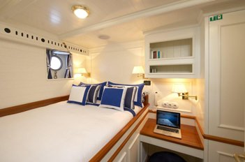 GERMANIA NOVA Guest Double Cabin 2