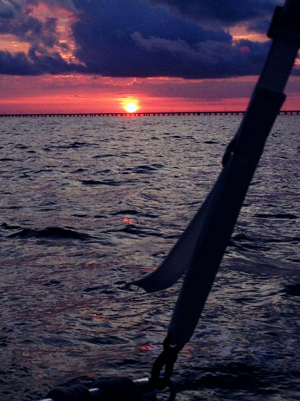 And beautiful sunsets