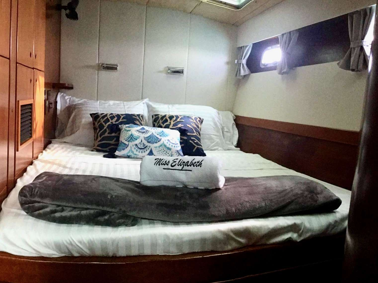 Forward Staterooms