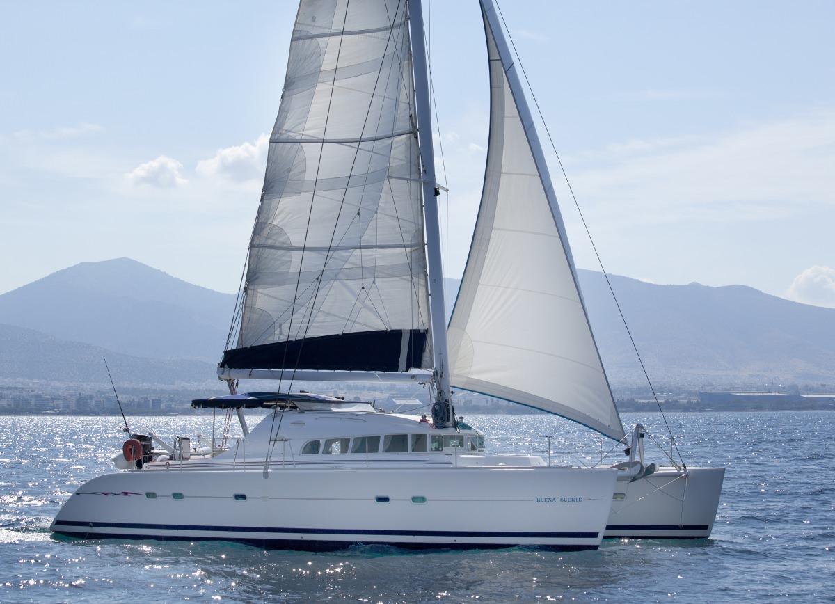 Charter with BUENA SUERTE on compassyachtcharters.com
