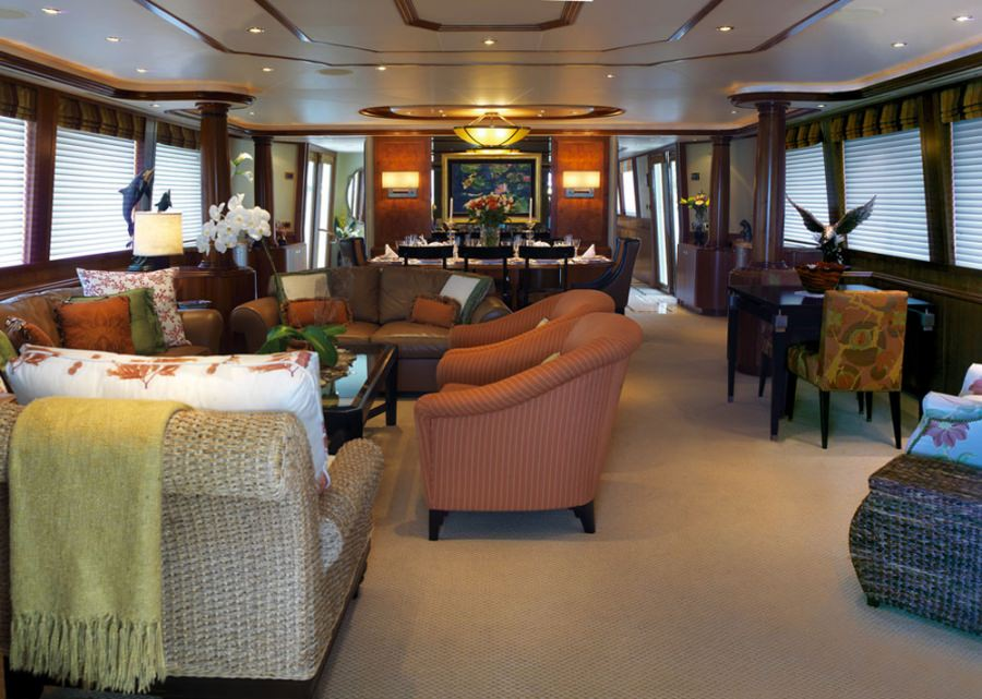 Nina lu yacht charter motor boat ritzy charters for Nina g salon lahore