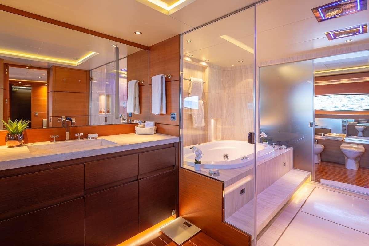 ZALIV III Vip Suite Bath