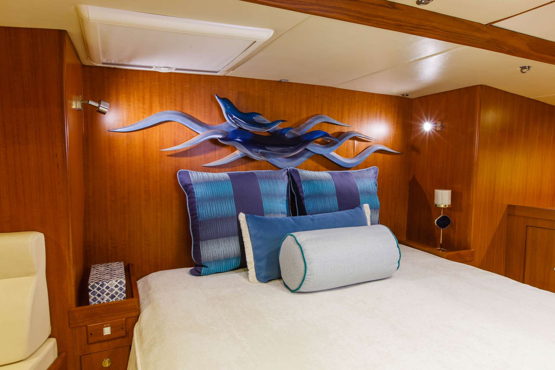 VIP Forward Queen Stateroom