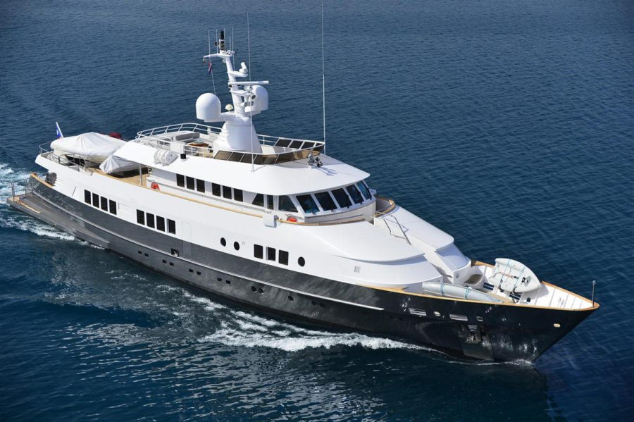 Charter with BERZINC on compassyachtcharters.com