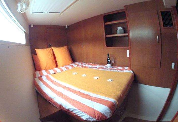 Green queen guest suite