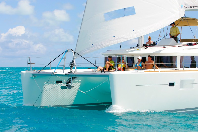 Charter with KATLO on compassyachtcharters.com